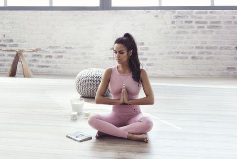 desaparecer Vago En la cabeza de  La colección de yoga de Puma que enamora a Cristina Pedroche