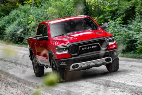 2020 Ram 1500 EcoDiesel Hits 24 MPG on the Highway