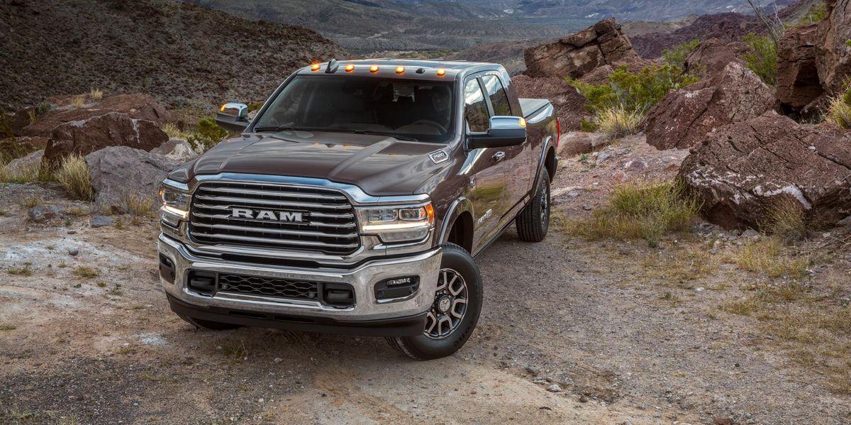 Best transmission options for a 2020 dodge ram 3500
