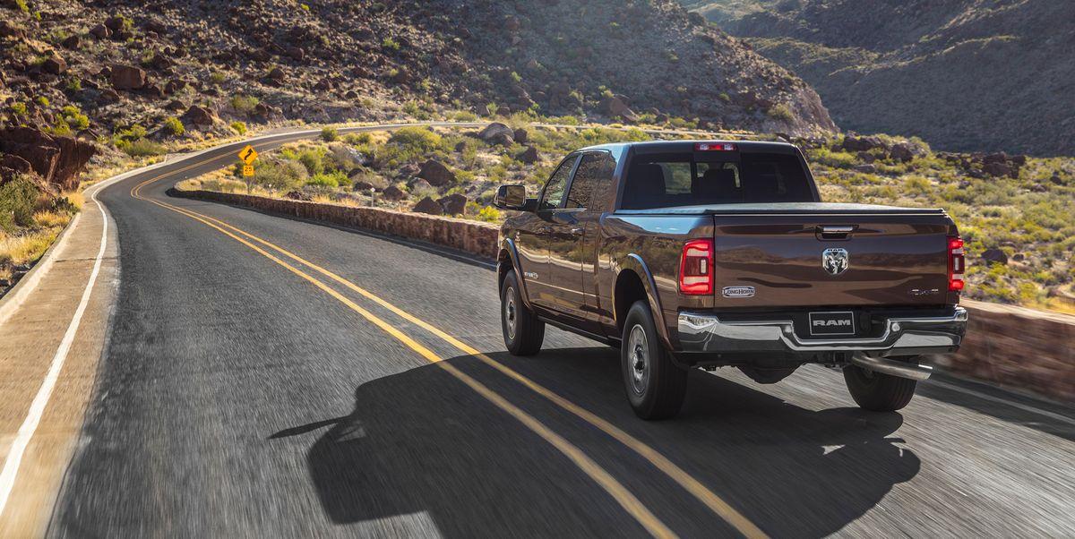2019 Ram HD Pickup Truck – Cummins Diesel Has 1000 LB-FT ...