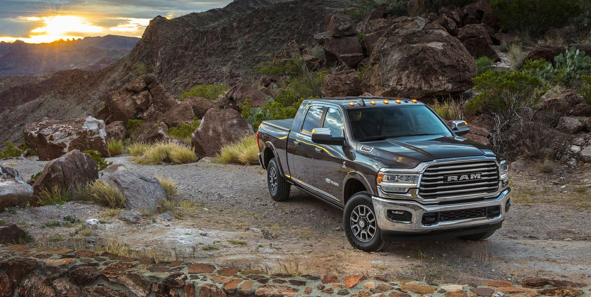 2019 Ram HD - Photos