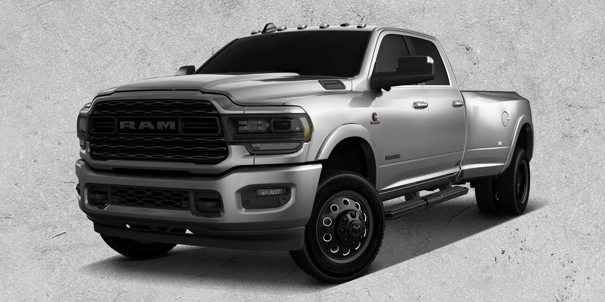 2020 ram 1500 hd pickups get the blackout treatment 2020 ram 1500 hd pickups get the