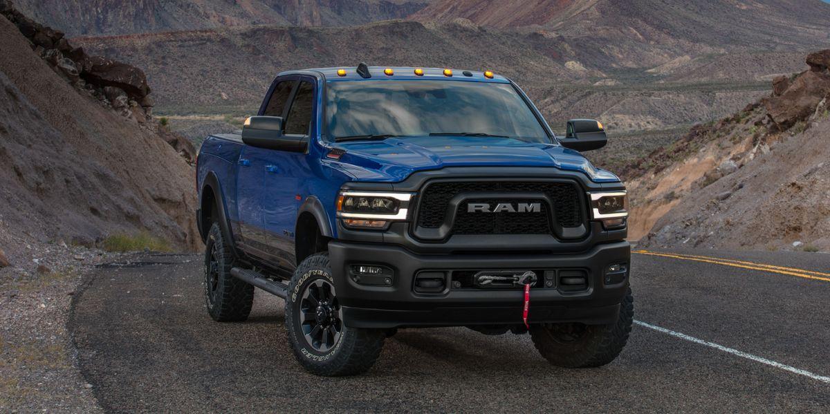 2020 Ram 2500 Power Wagon Remains A Hulking Heavy Duty Off Roader