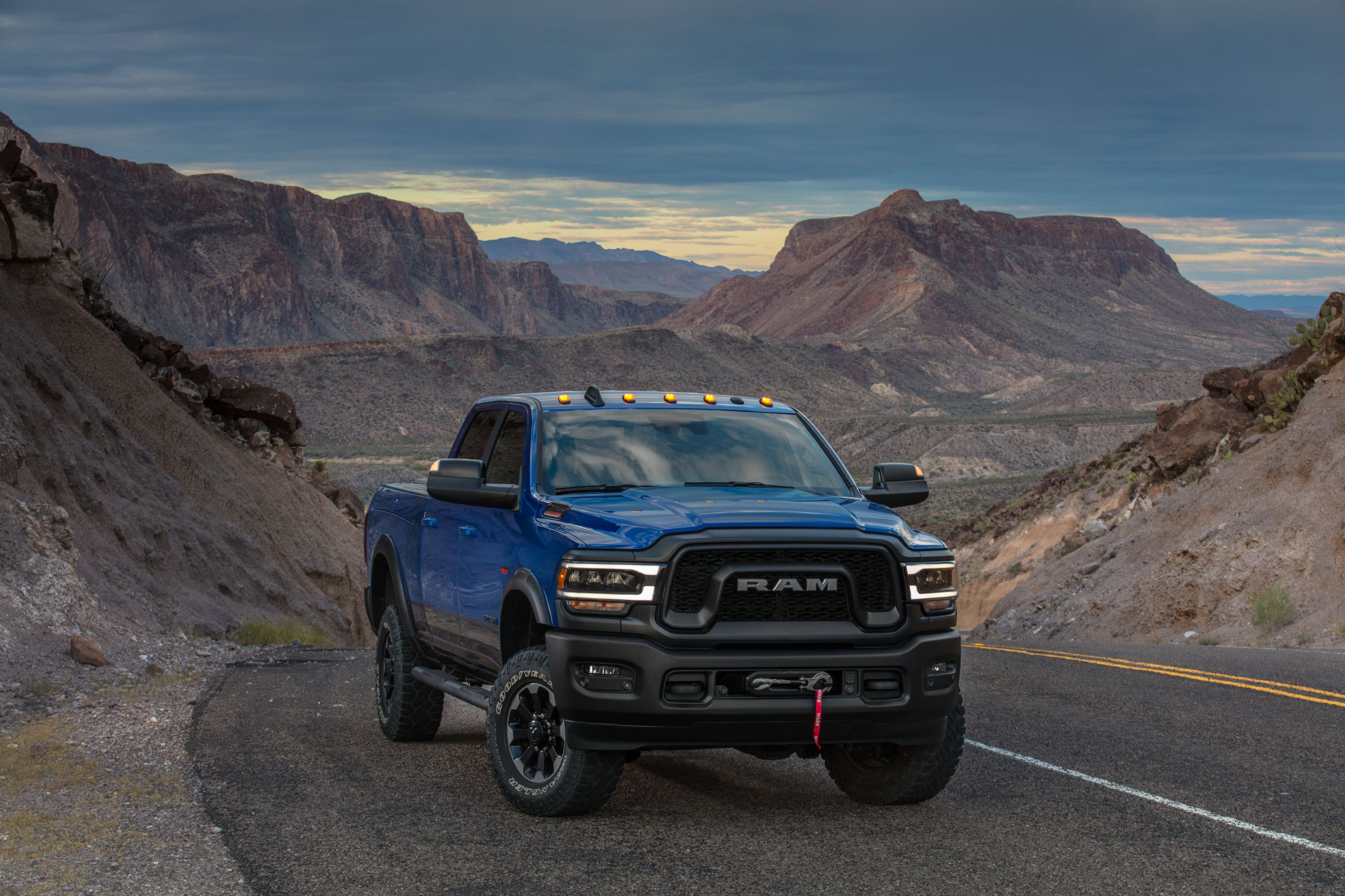 2020 Ram 2500 Power Wagon Remains A Hulking Heavy Duty Off Roader
