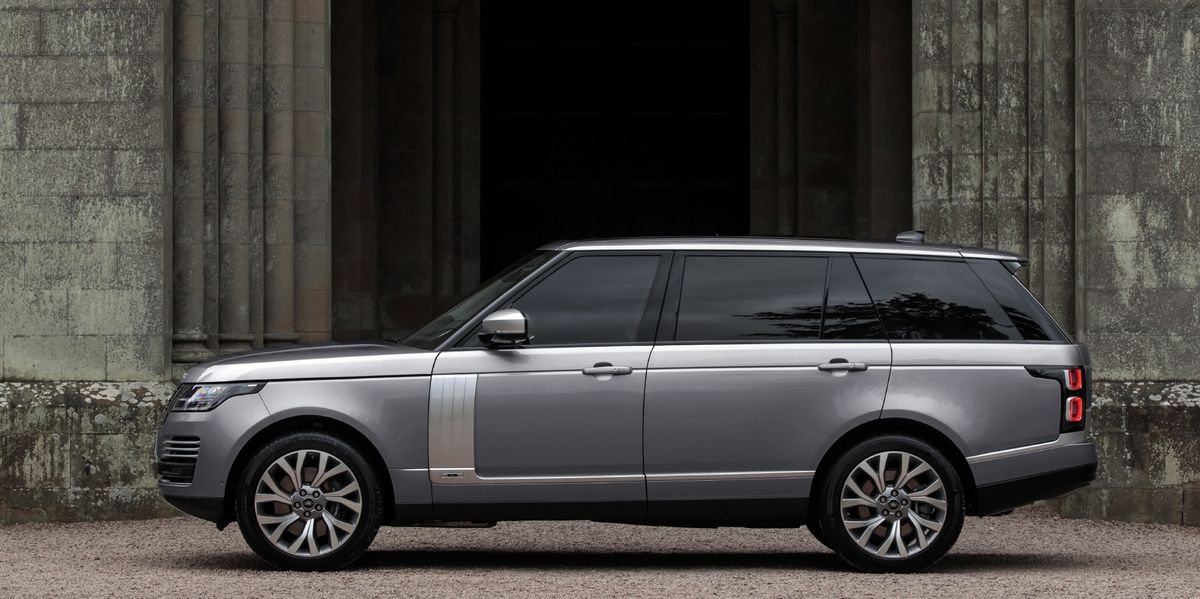 2020 Range Rover's Lineup, Including a Plug-In Hybrid ...
