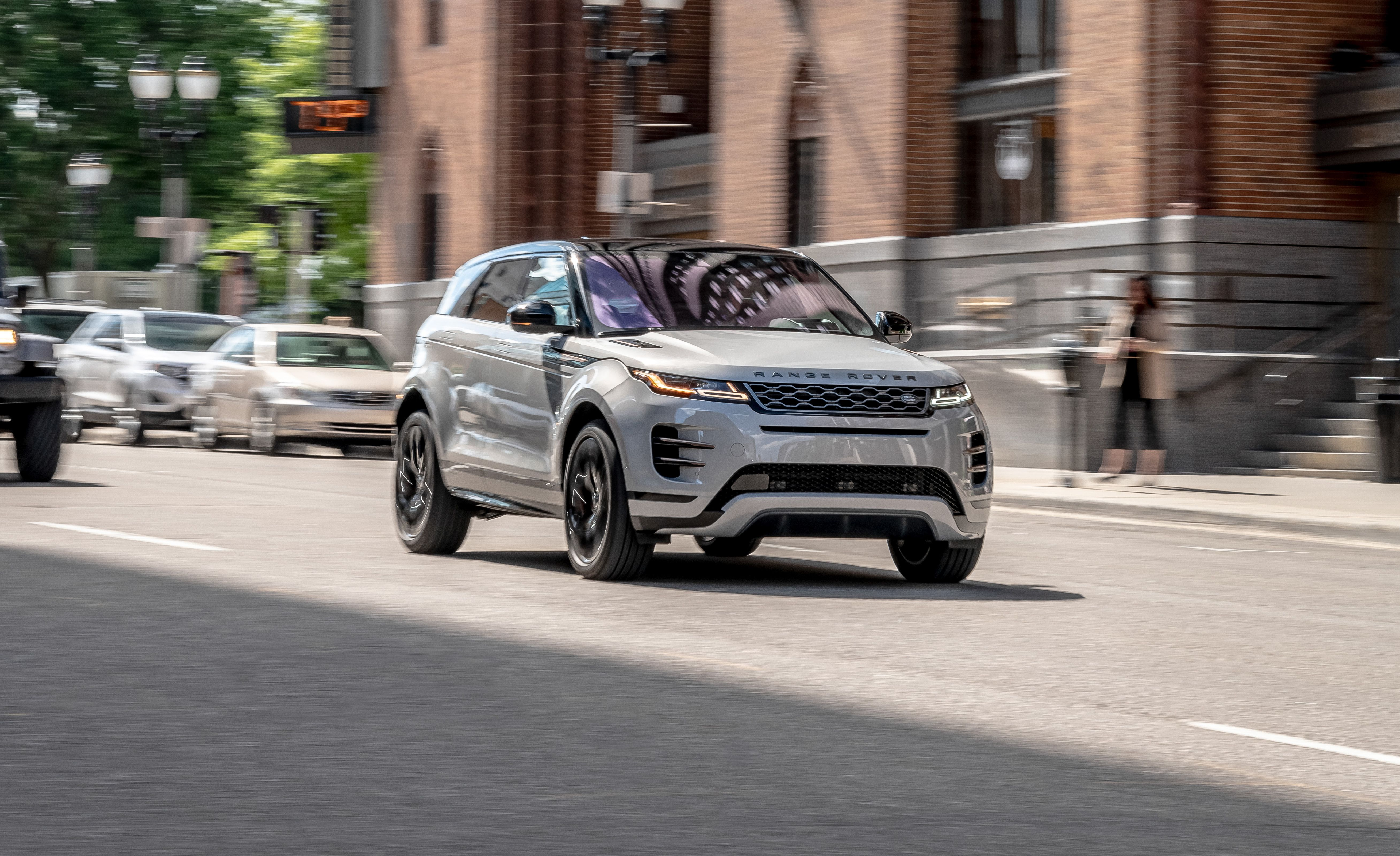 2020 Land Rover Range Rover Evoque Review Pricing And Specs