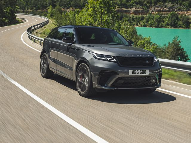 Range Rover Velar Price Usa >> 2020 Land Rover Range Rover Velar Review Pricing And