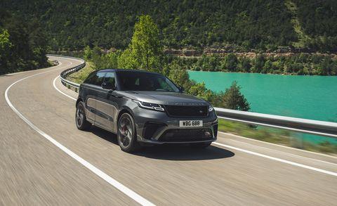 2020 Range Rover Velar SV Autobiography front