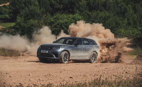 Jeep Cherokee Lease >> 2020 Range Rover Velar SVAutobiography Dynamic – V-8 Range ...