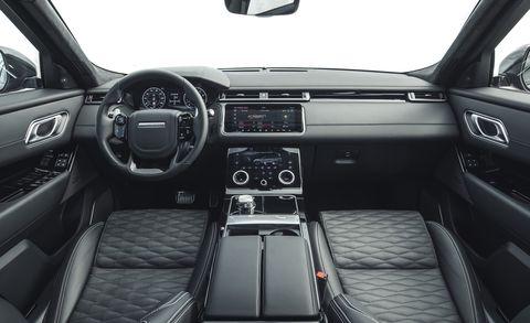 2020 Range Rover Velar Gets SVAutobiography Dynamic Trim >> 2020 Range Rover Velar Svautobiography Dynamic V 8 Range Rover Velar