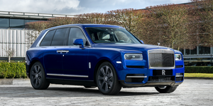 2020 Rolls-Royce Cullinan front