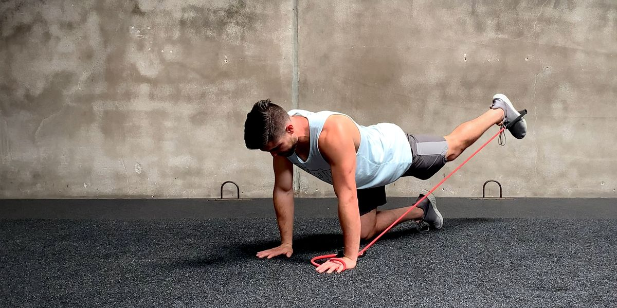 Take This Total-Body Workout to the Next Level With a Resistance Band