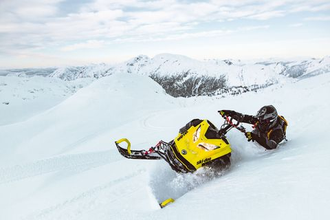 2020 Ski-Doo Summit 850 E-TEC Turbo