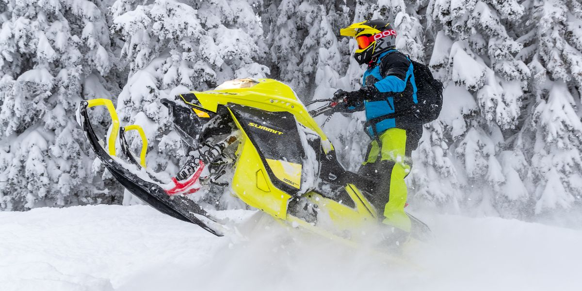 See Photos of 2020 Ski-Doo Summit 850 Turbo