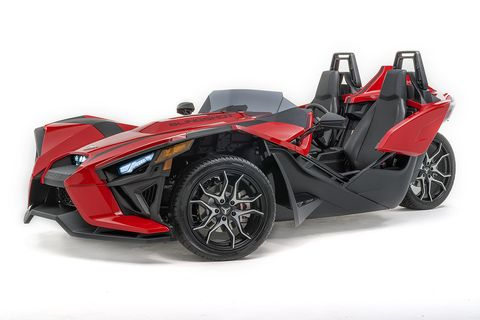 Land vehicle, Vehicle, Car, Automotive design, Red, Motor vehicle, Wheel, Alloy wheel, Automotive wheel system, Automotive exterior,