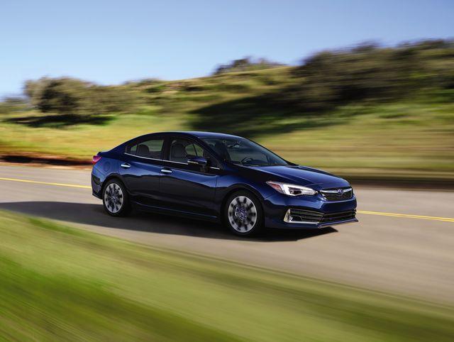 2020 Subaru Impreza Review Pricing And Specs