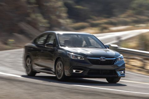2020 Subaru Legacy Proves That Sedans Aren't Dead, They're Improving