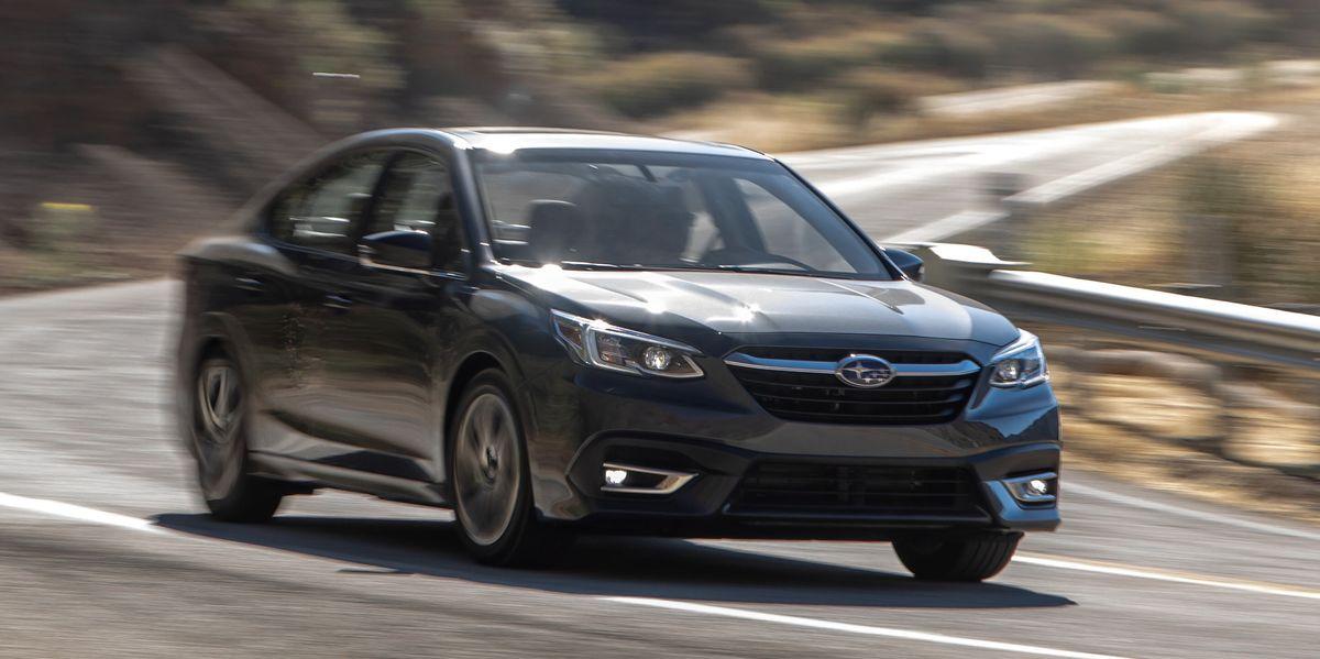 2020 Subaru Legacy Proves That Sedans Aren't Dead