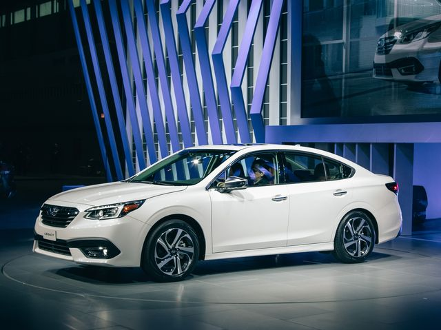 2020 Subaru Legacy Review Pricing And Specs