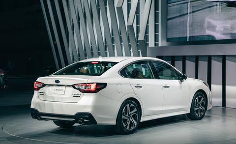 Subaru Boxer Engine >> 2020 Subaru Legacy Sedan – All-Wheel Drive, New Turbo, Large Touchscreen