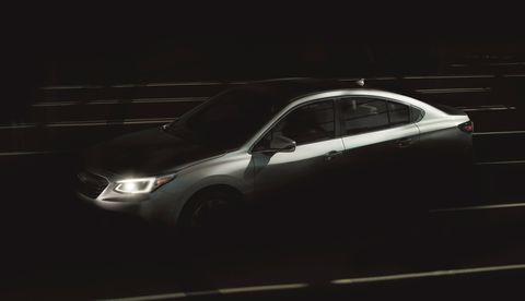 2020 Subaru Legacy New All Wheel Drive Sedan