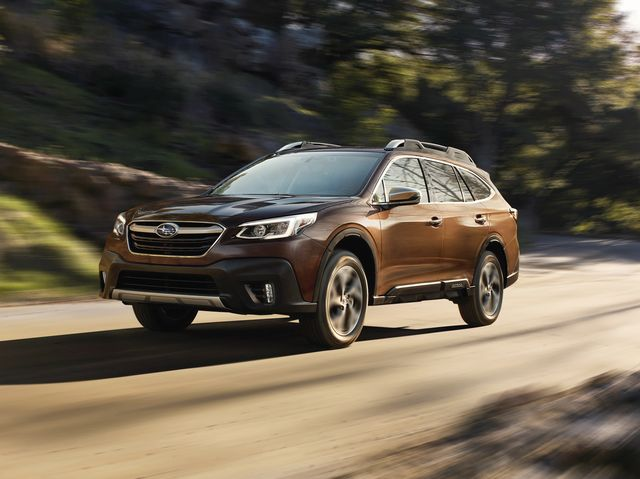 2020 Subaru Outback Review Pricing And Specs