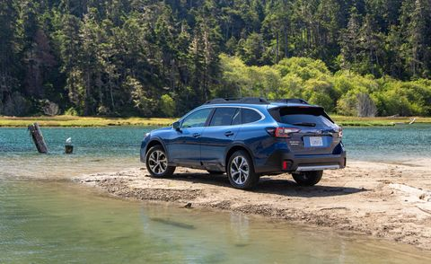The 2020 Subaru Outback Is The Same But Better