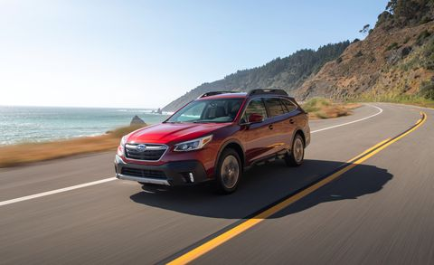 2020 Subaru Forester Redesign, Turbo, Review, And Engine Options >> The 2020 Subaru Outback Is The Same But Better