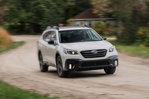 2020 Subaru Outback Is The Same But Better