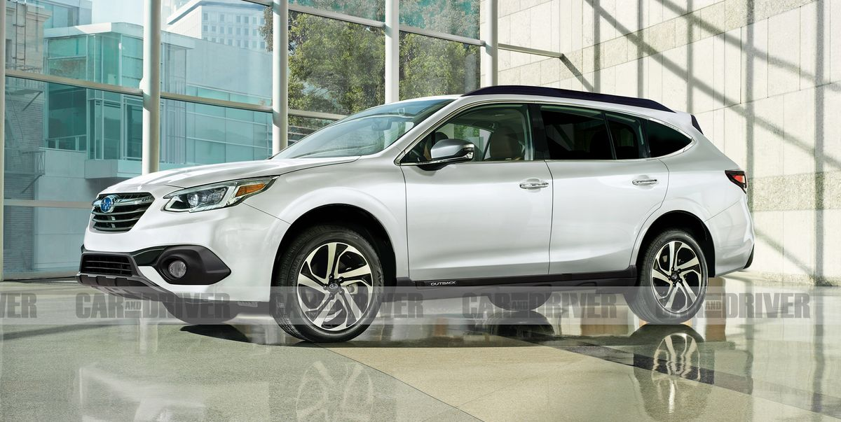 2020 Subaru Outback – Release Date, Info on the New AWD Wagon
