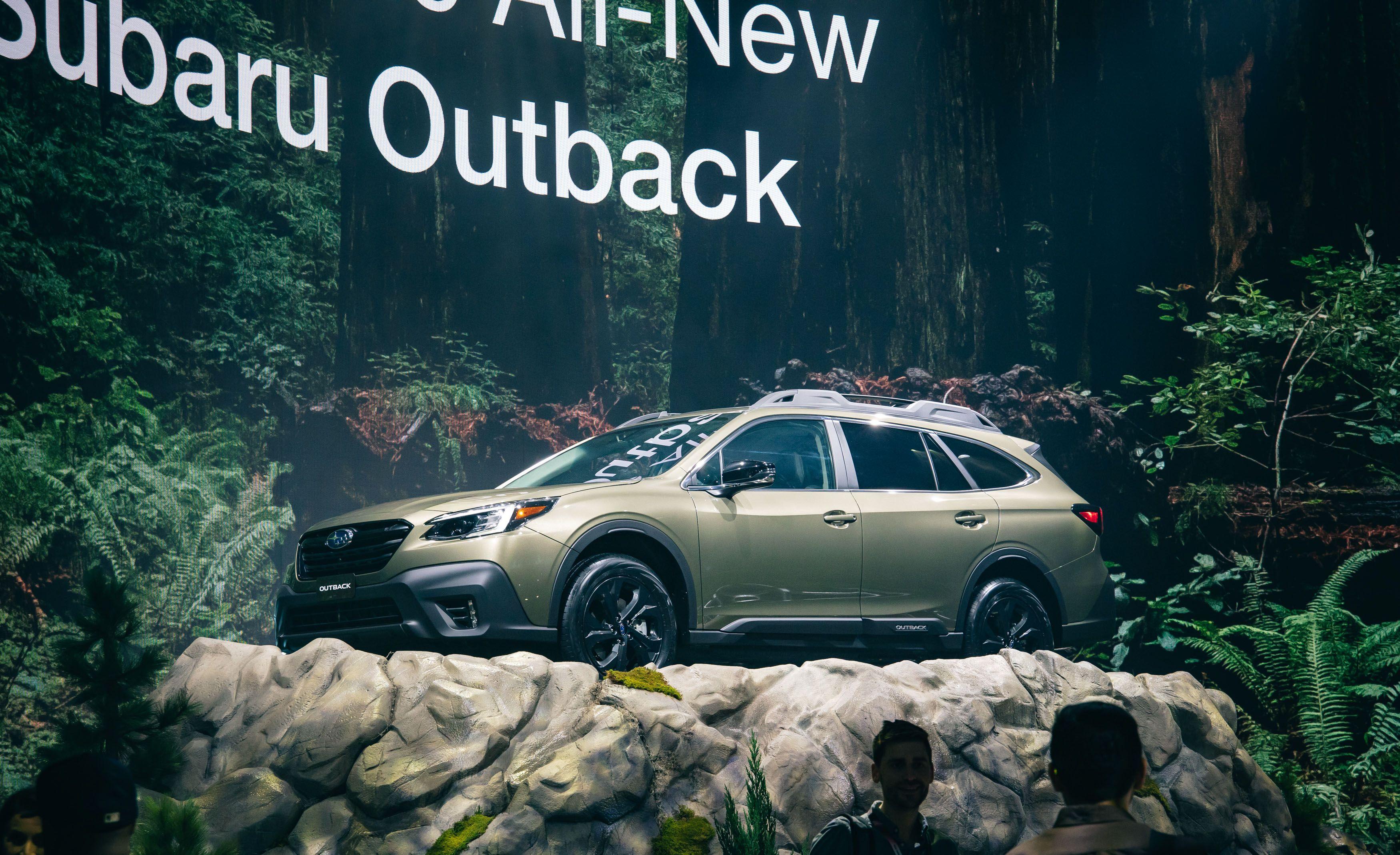 2020 Subaru Outback AWD Wagon – Specs, Release Date, Info