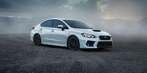 2020 Subaru WRX front