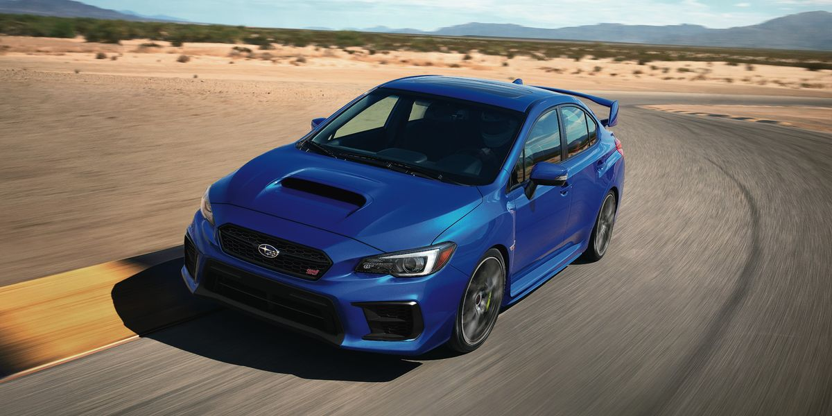 Volvo Certified Pre-Owned >> 2020 Subaru WRX STI Review, Pricing, and Specs