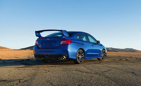 Wrx Sti 0 60 >> 2020 Subaru Wrx Sti Review Pricing And Specs