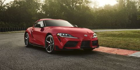 Land vehicle, Vehicle, Car, Automotive design, Sports car, Performance car, Red, Luxury vehicle, Wheel, Supercar,