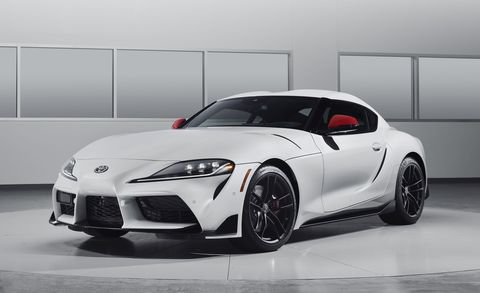 2020 Toyota Supra Launch Edition First 1500 Of New