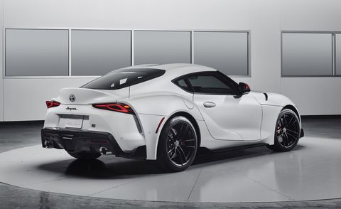 New Toyota Supra Price >> 2020 Toyota Supra Launch Edition First 1500 Of New Sports Car