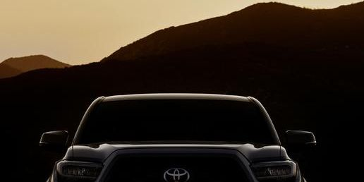 2020 Toyota Tacoma - Teaser Photo of the New Mid-Size Pickup