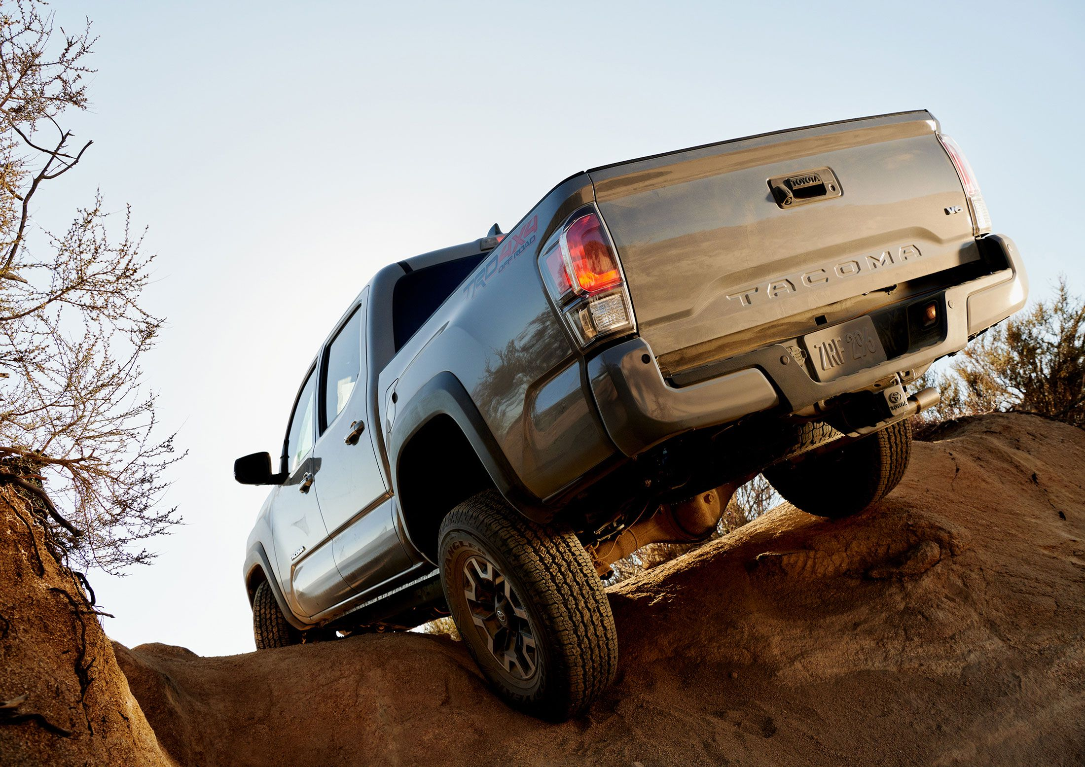 Gallery 2020 Toyota Tacoma Trd Off Road