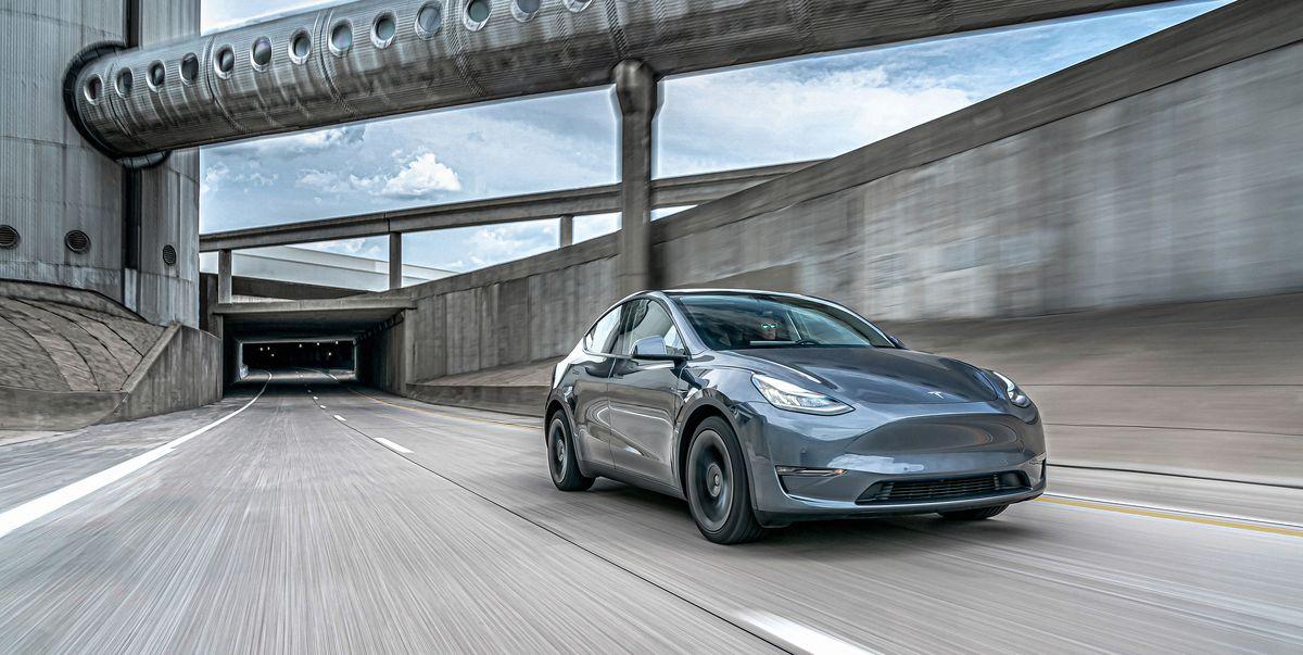 Tesla Drops Standard-Range Model Y, Cuts Price On Long ...