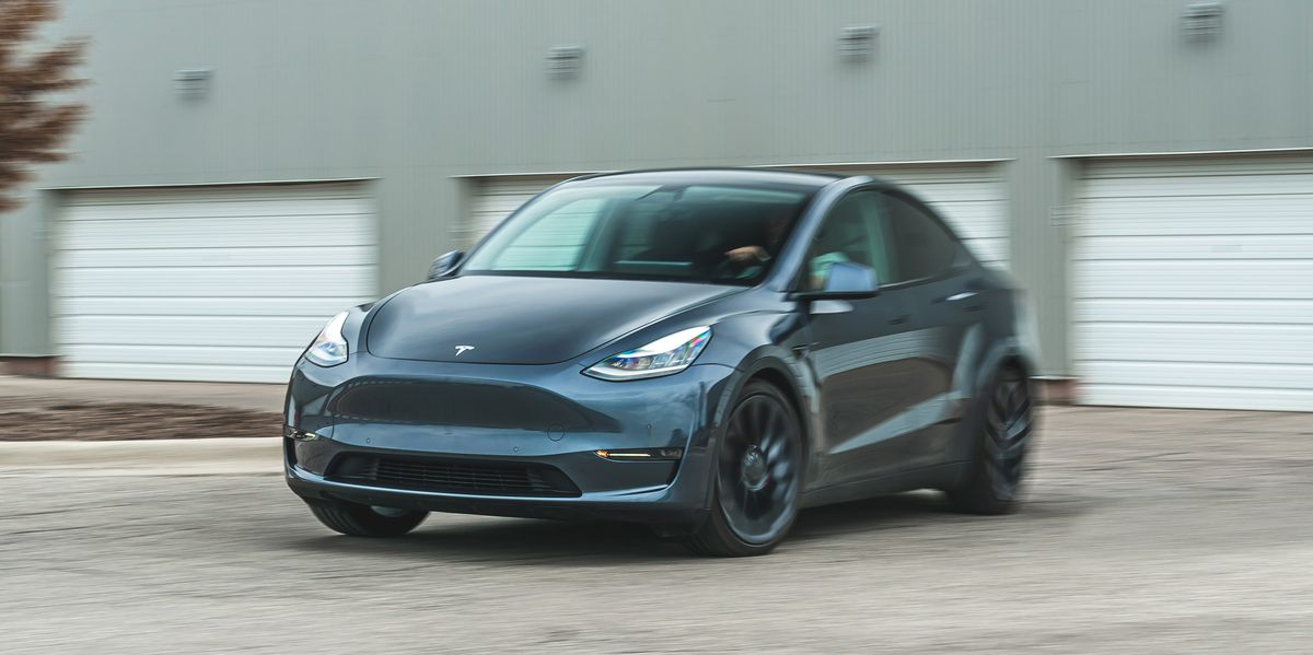 Tested: 2020 Tesla Model Y Performance Is Quick but Clumsy