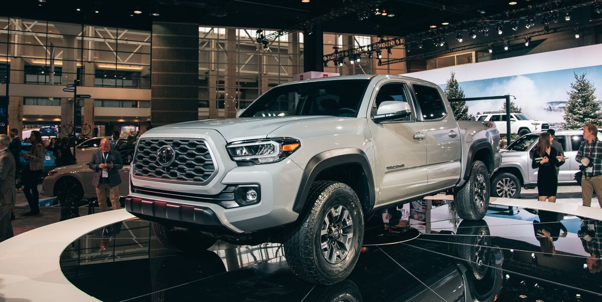 The 2020 Toyota Tacoma – New Tech and Mild Styling Tweaks