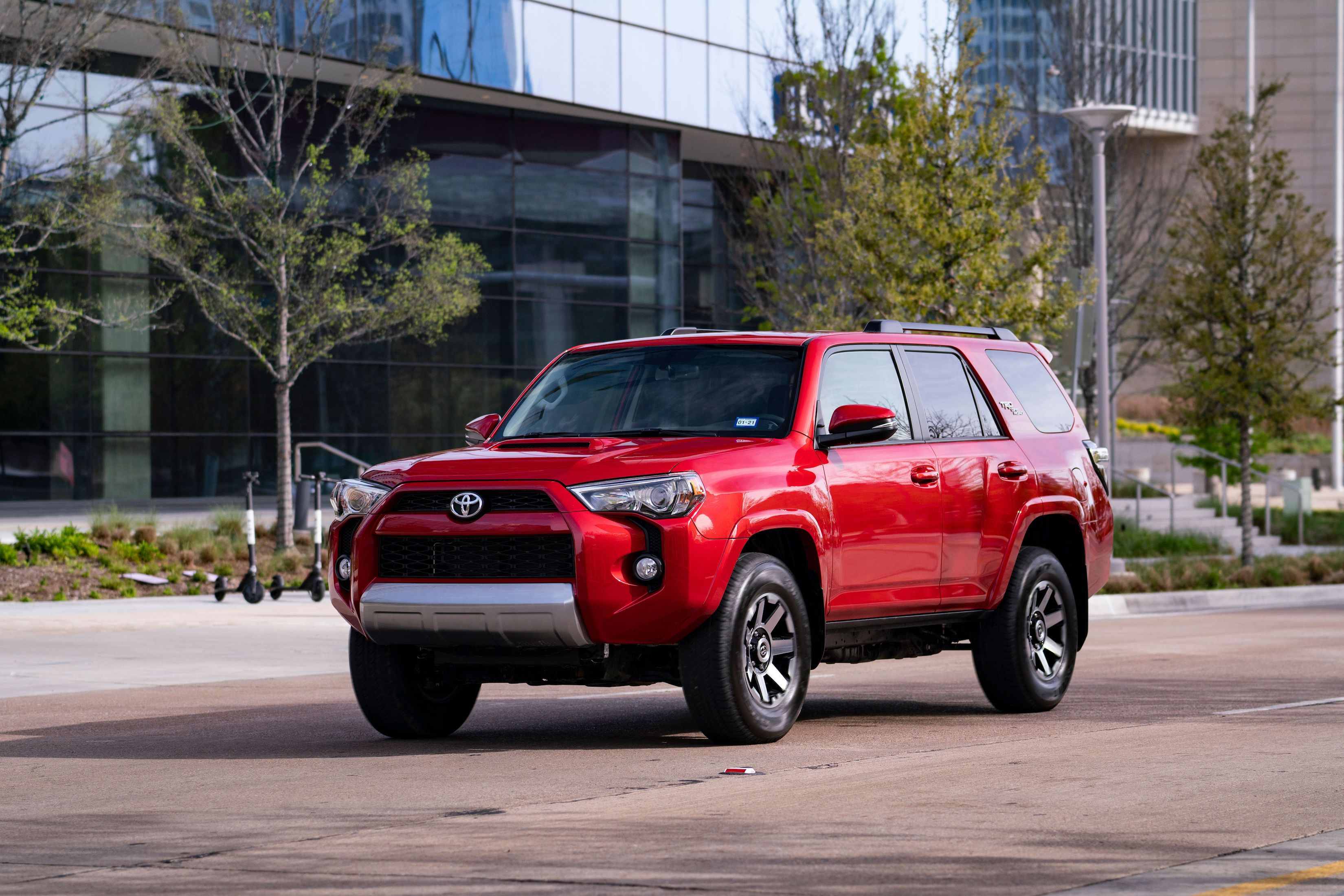 2020 Toyota 4runner Review Pricing