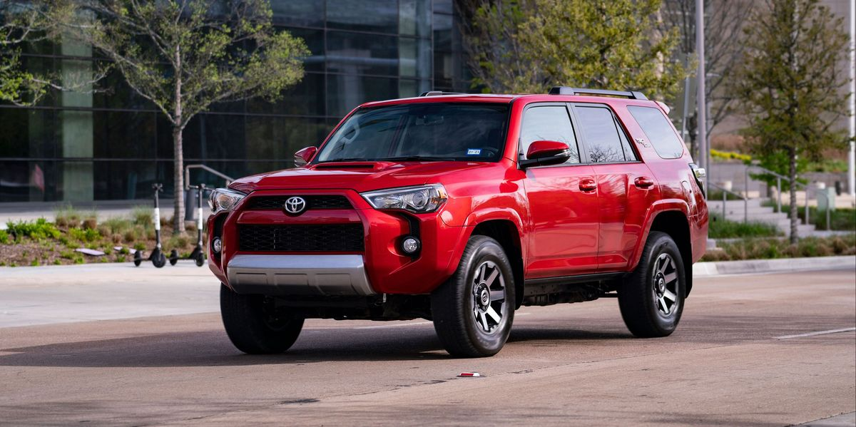 Used Buick Suv >> 2020 Toyota 4Runner Review, Pricing, and Specs