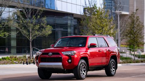 Toyota Suv Names >> New Toyota Vehicles Models And Prices Car And Driver