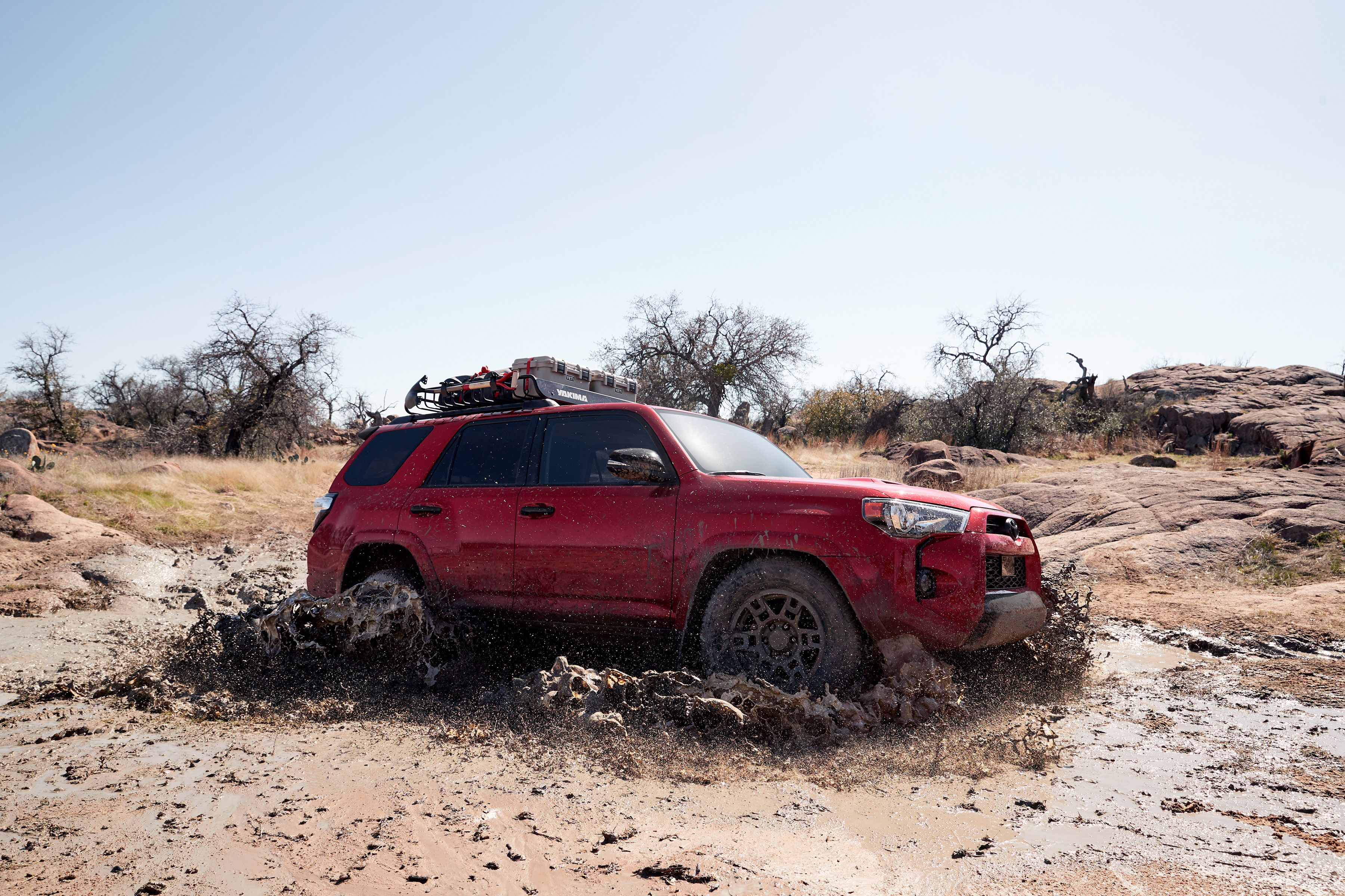 2020 Toyota 4runner Venture Welcomes The Open Trail