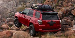 2020 Toyota 4Runner VentureEdition