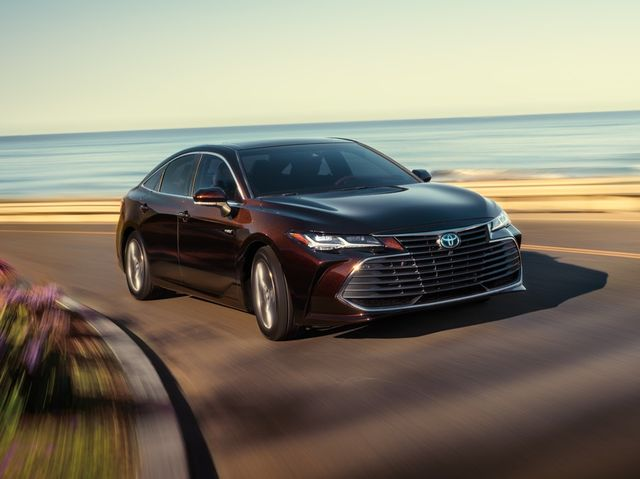 2020 Toyota Avalon Review Pricing And