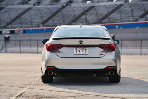 2020 Toyota Avalon Review.2020 Toyota Avalon Trd Is Still An Avalon Just An Angrier One