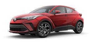 2020 Toyota C-HR front